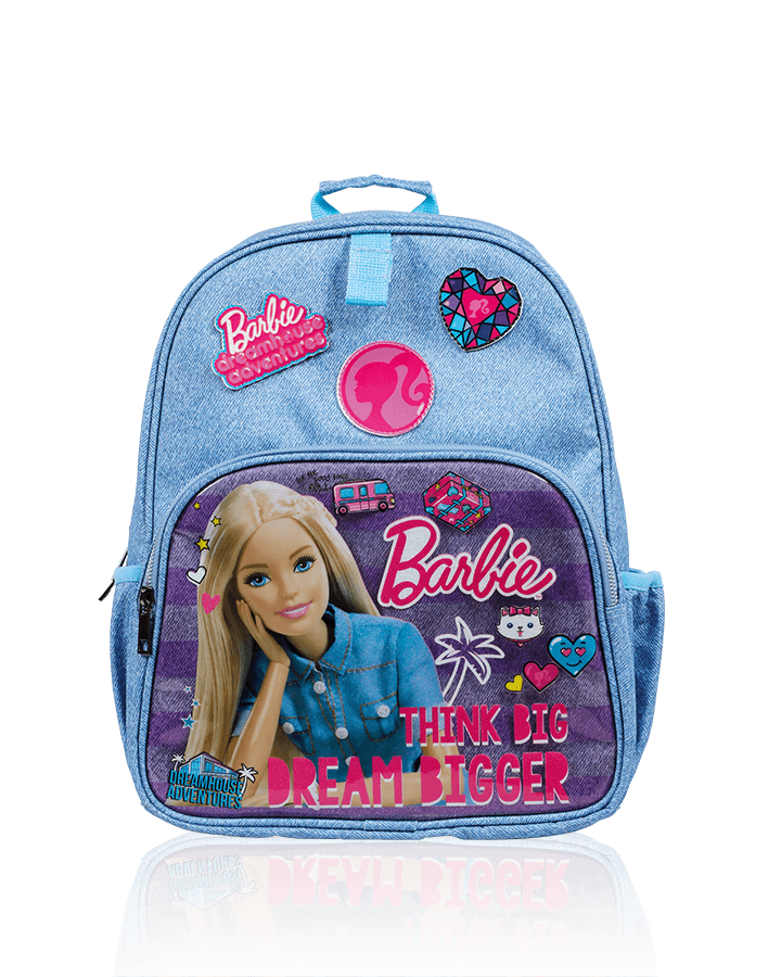 Barbie - BARBIE İlkokul Çantası / Dreamhouse Jean