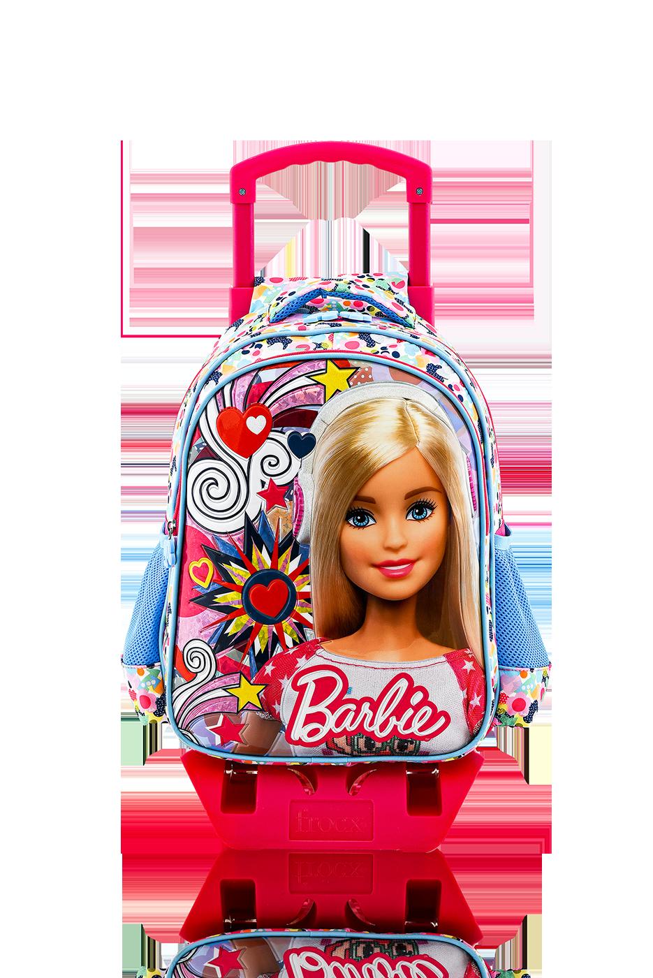 Barbie - BARBIE Çekçekli İlkokul Çantası / One to One