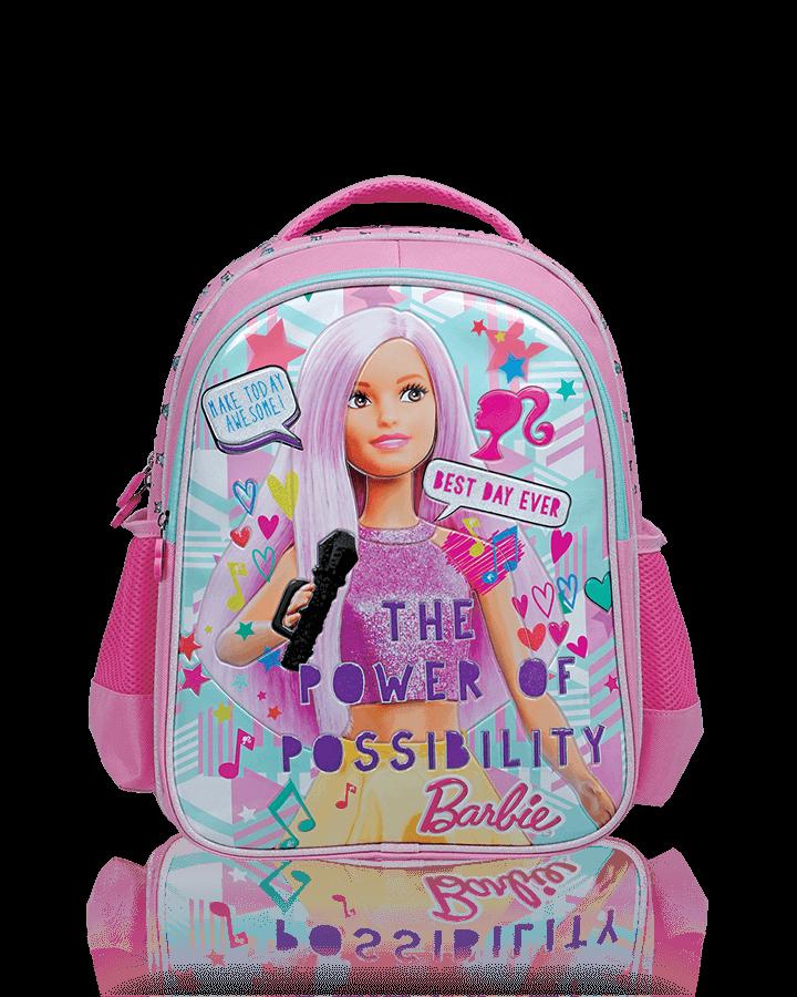 Barbie - BARBIE İlkokul Çantası / Popstar