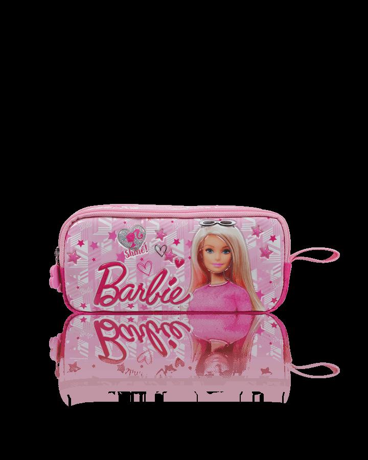 Barbie - BARBIE Kalem Çantası /Shine Pink