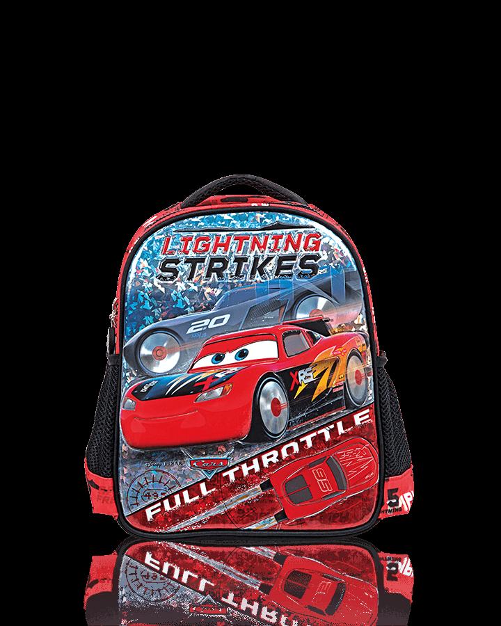 Cars - CARS Anaokulu Çantası / Rocket Racing