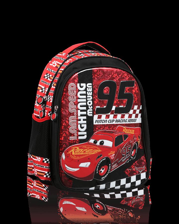 CARS İlkokul Çantası / I am Speed