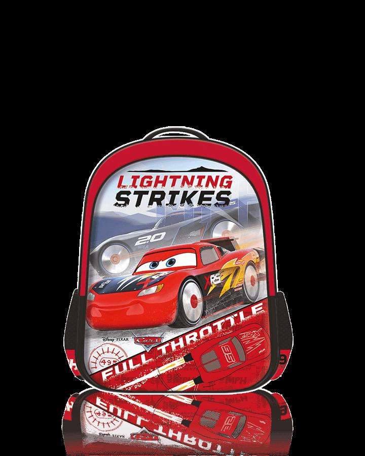 Cars - CARS İlkokul Çantası / Rocket Racing