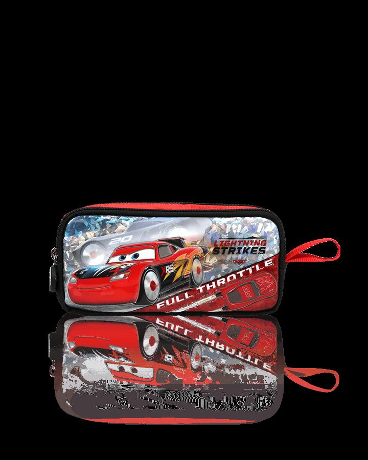 Cars - CARS Kalem Çantası Çantası / Rocket Racing