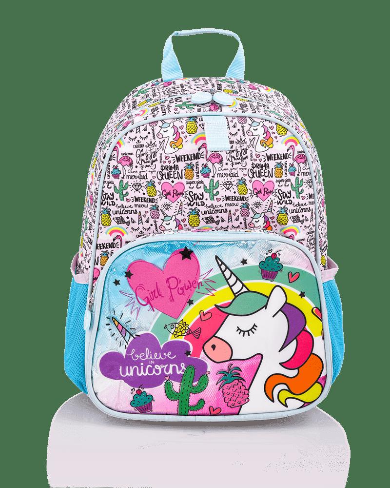 Frocx - FROCX İlkokul Çantası /Unicorn