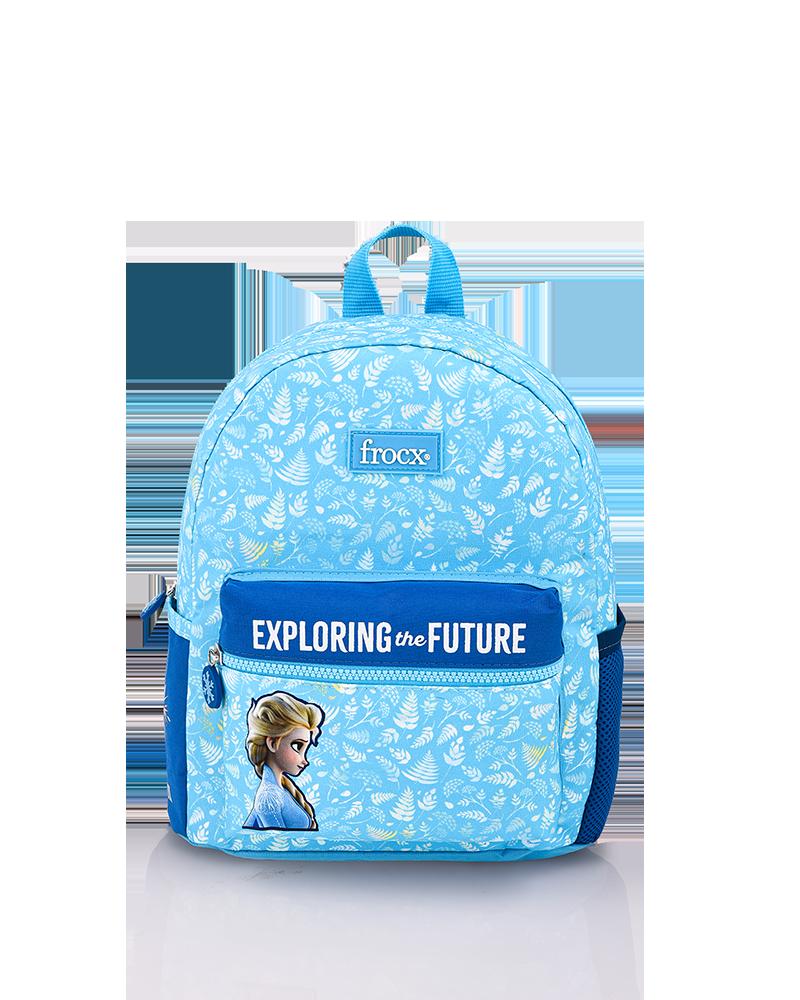 Frozen - FROZEN Anaokulu Çantası/ Exploring Future