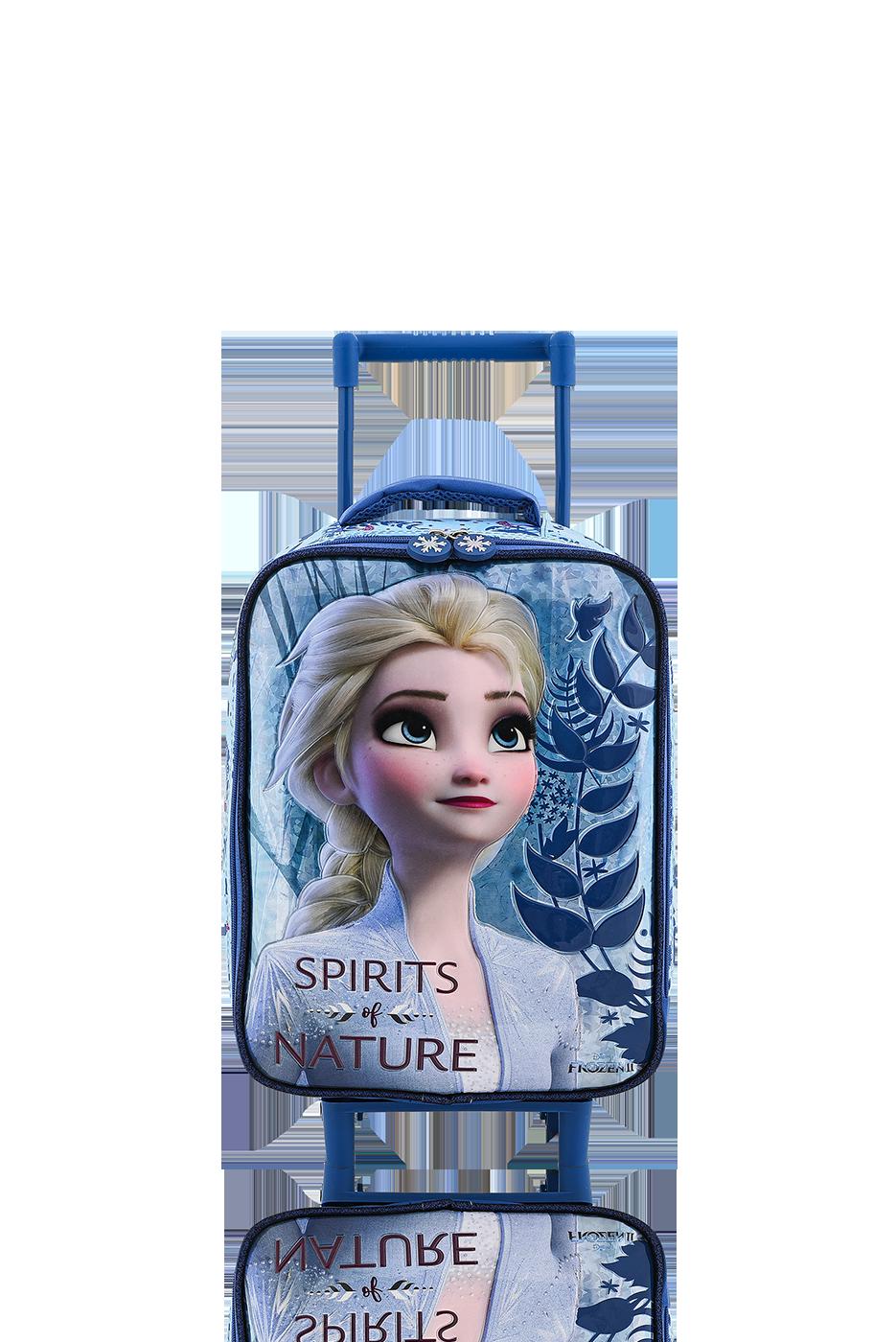 Frozen - FROZEN Çekçekli Anaokulu Çantası / Spirits of Nature