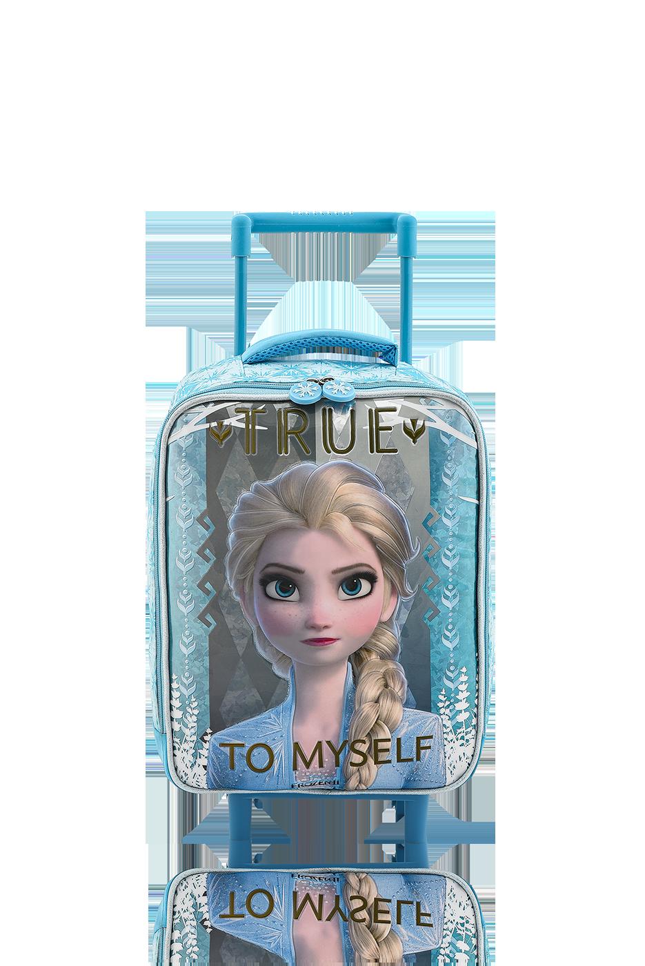 Frozen - FROZEN Çekçekli Anaokulu Çantası / True to Myself
