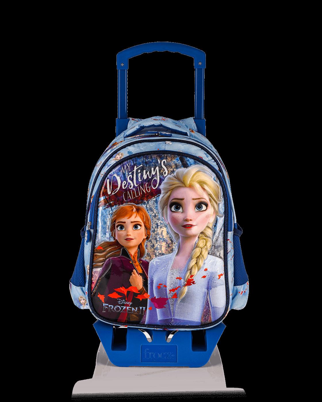 Frozen - FROZEN Çekçekli İlkokul Çantası / Destiny is Calling