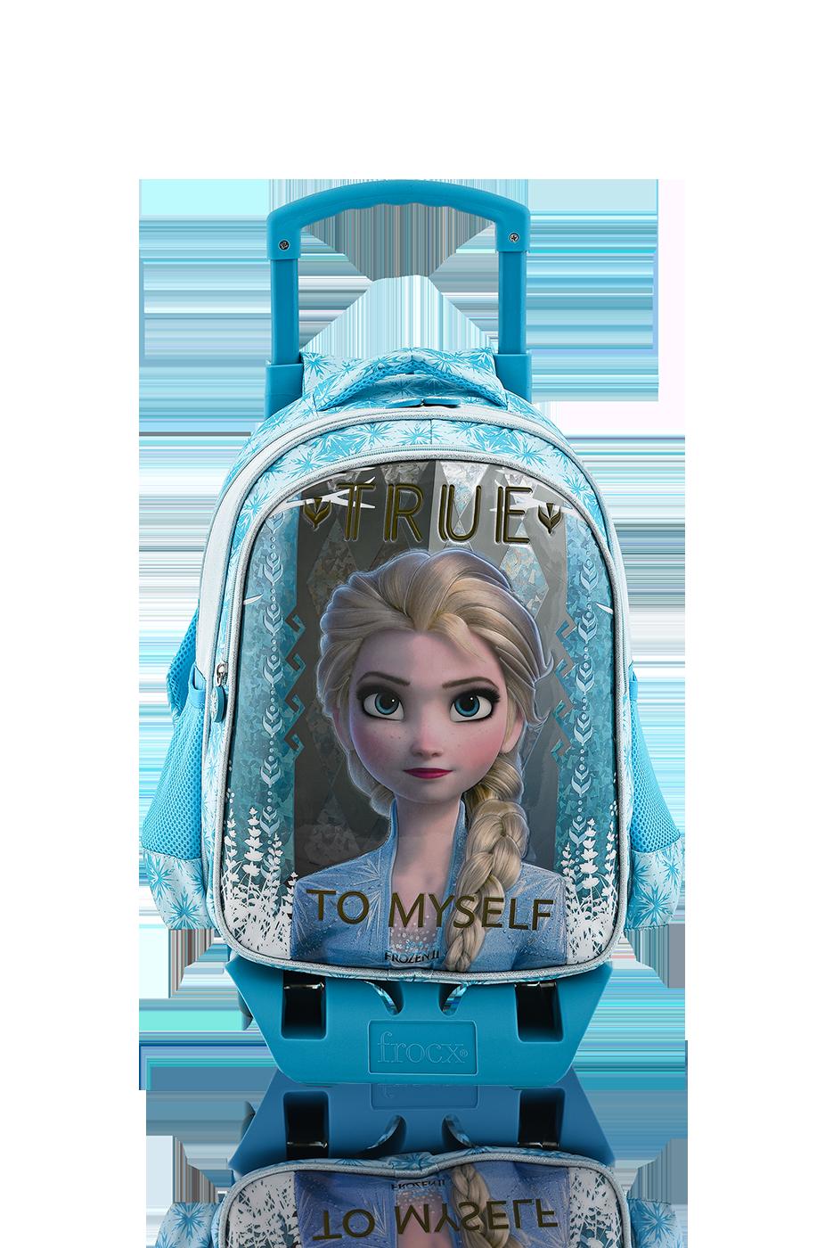 Frozen - FROZEN Çekçekli İlkokul Çantası / True to Myself