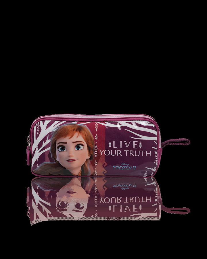 Frozen - FROZEN Kalem Çantası/ Live Your Truth
