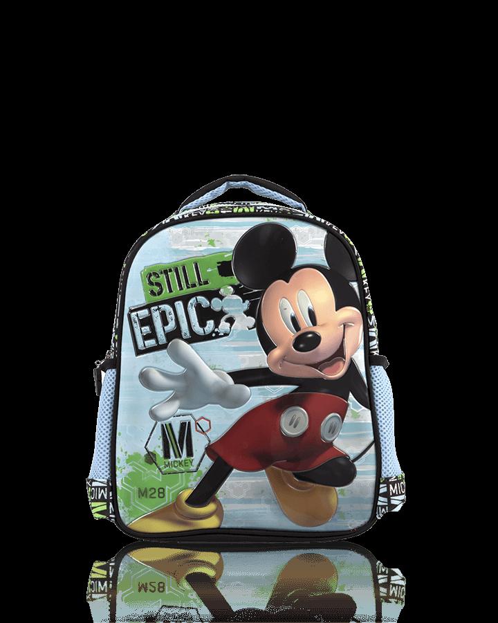 Mickey - MICKEY Anaokulu Çantası / Mixed Up Adventures Blue