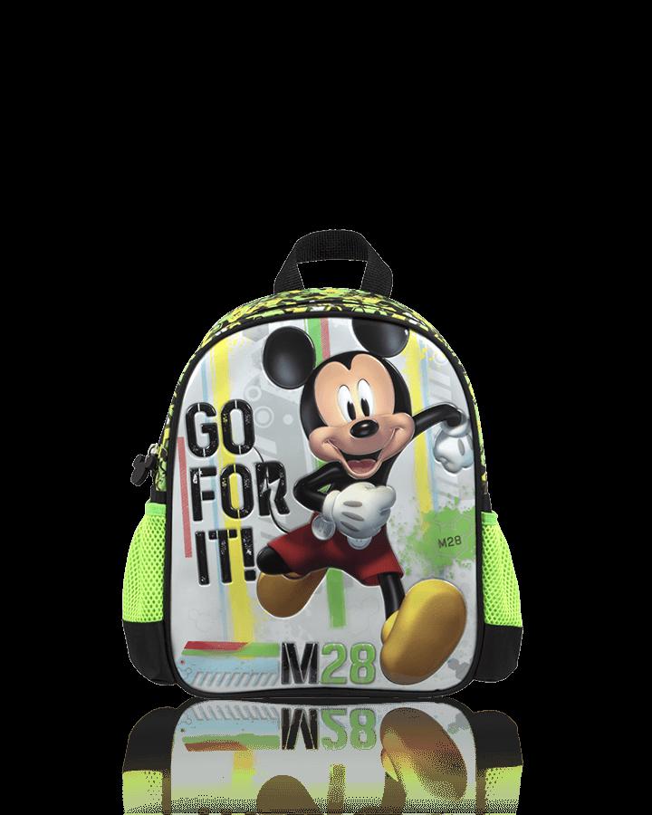 Mickey - MICKEY Anaokulu Çantası / Mixed Up Adventures Green