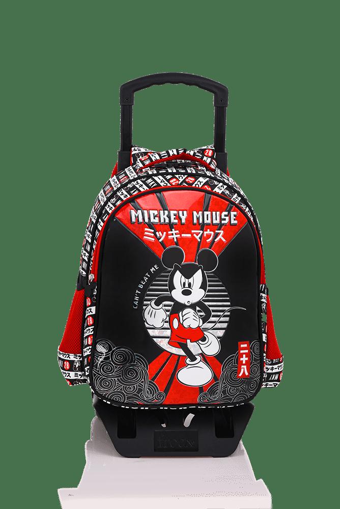 Mickey - MICKEY Çekçekli İlkokul Çantası / Power Up