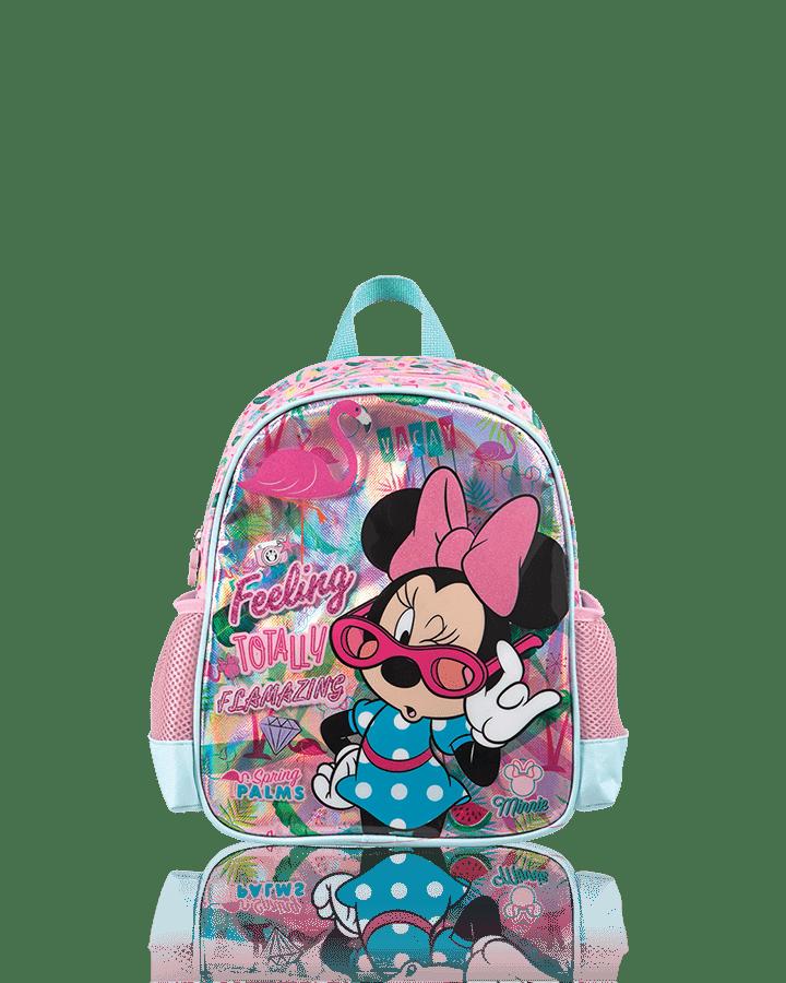 Minnie - MINNIE Anaokulu Çantası / Spring Palms