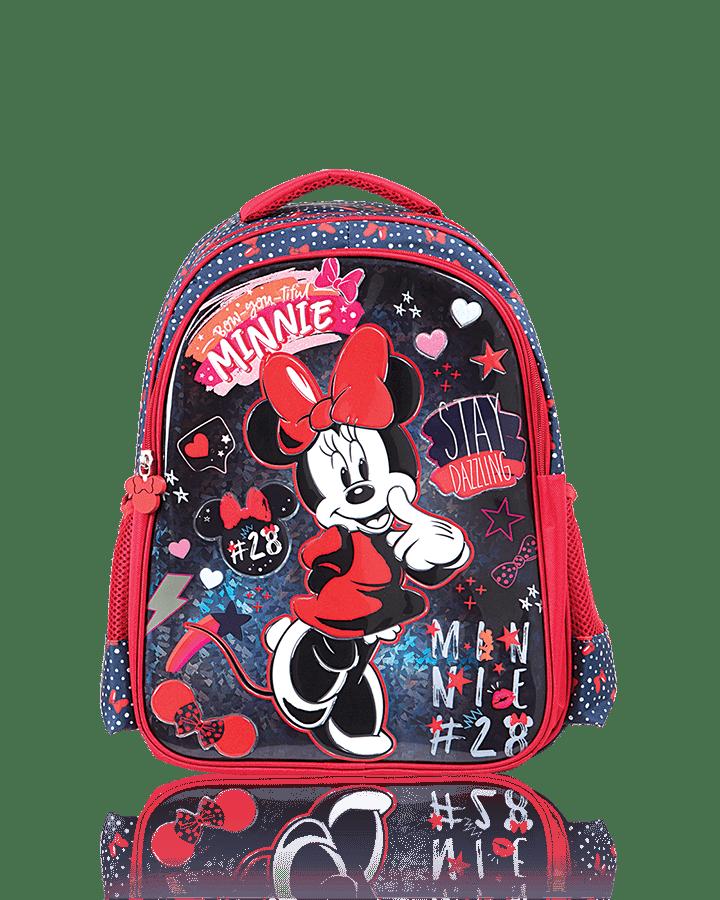 Minnie - MINNIE İlkokul Çantası / Tween