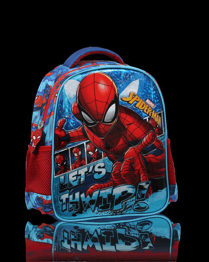 SPIDERMAN Anaokulu Çantası / Lets