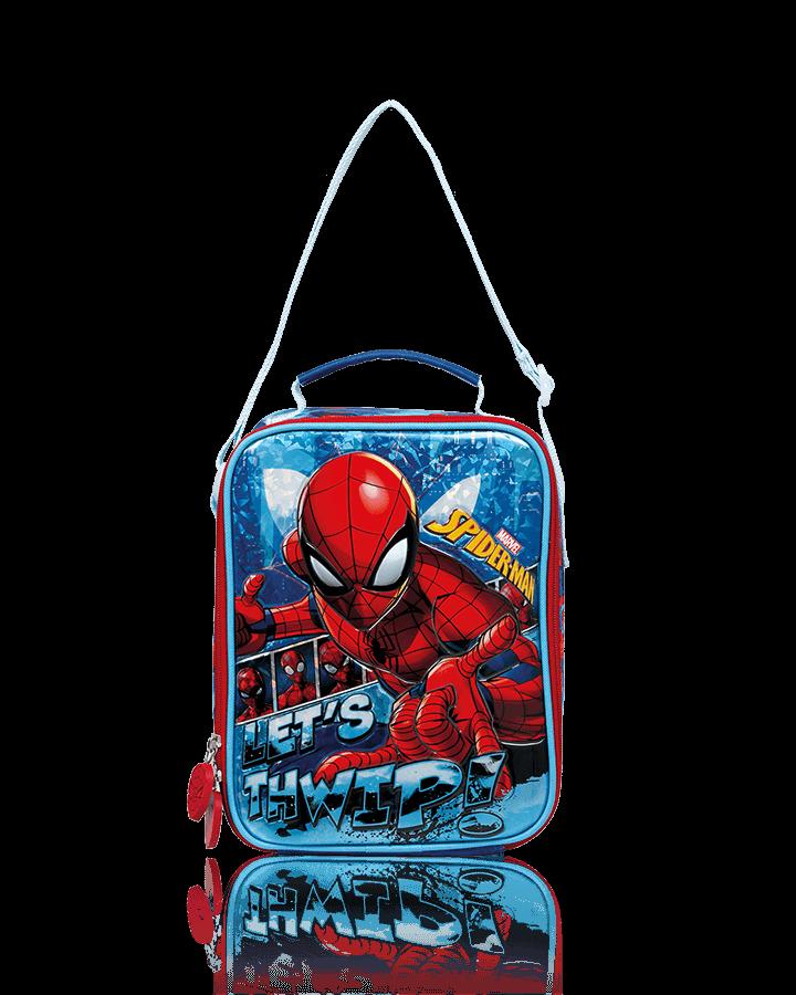 Spiderman - SPIDERMAN Beslenme Çantası / Lets