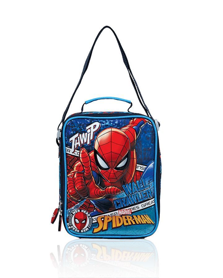 Spiderman - SPIDERMAN Beslenme Çantası / Wall Crawler