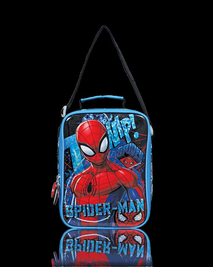 Spiderman - SPIDERMAN Beslenme Çantası / Stand Tall