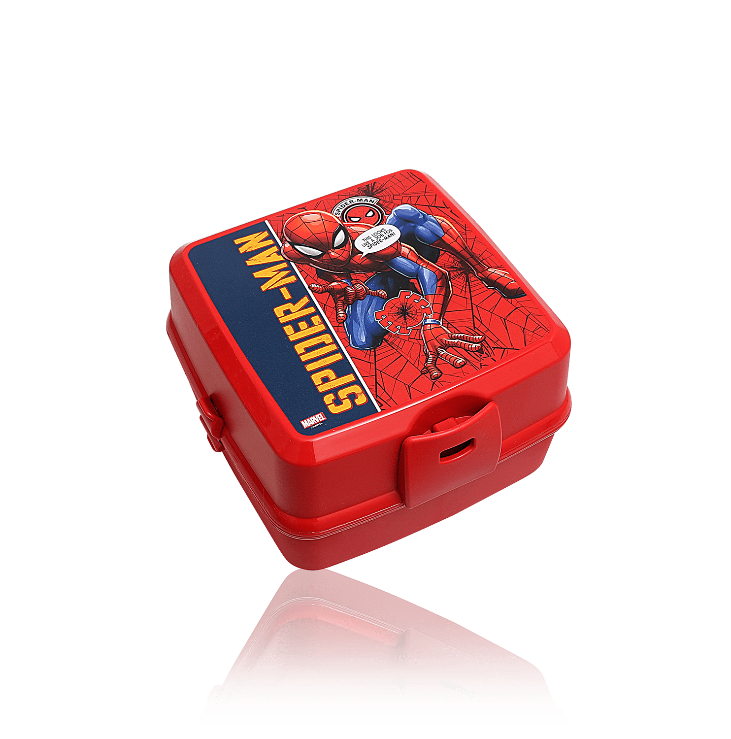 Spiderman - SPIDERMAN BESLENME KABI / RED WEB