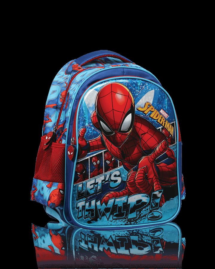 SPIDERMAN İlkokul Çantası / Lets