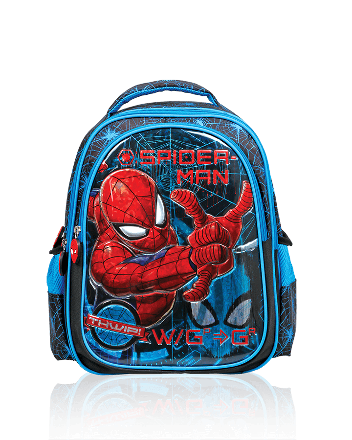 Spiderman - SPIDERMAN İlkokul Çantası / Tech