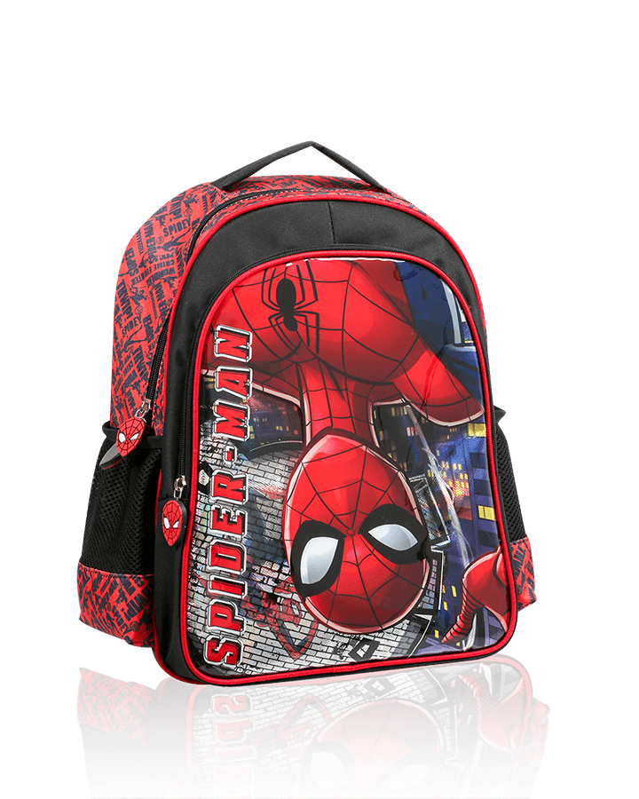 SPIDERMAN İlkokul Çantası / Upside Down
