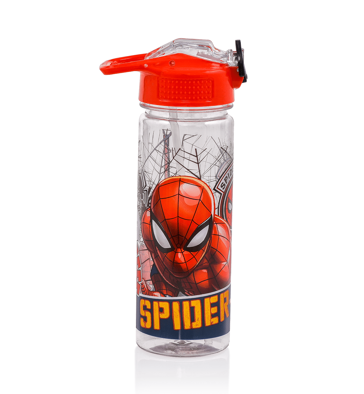 Spiderman - SPIDERMAN PLASTİK MATARA / RED WEB