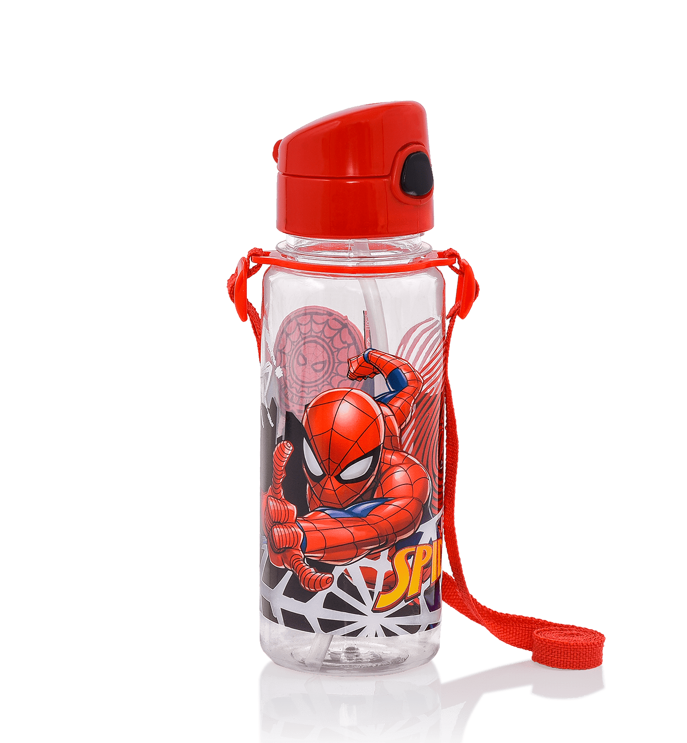 Spiderman - SPIDERMAN PLASTİK MATARA / SPIDER EYES